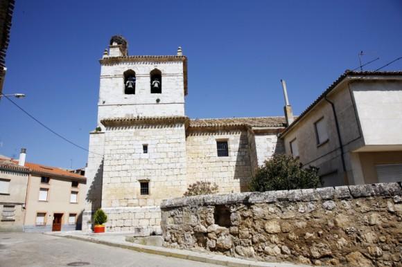 Villaviudas - Iglesia parroquial