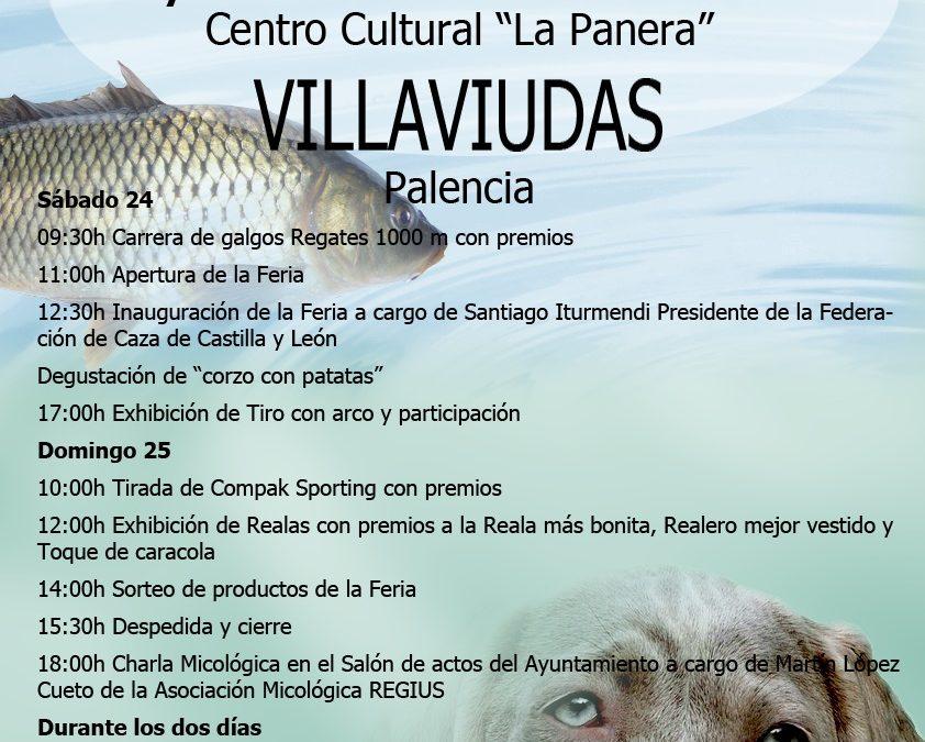 II Feria de caza de Villaviudas